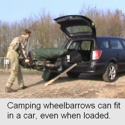 Wheelbarrows for camping or fishing just tooling around for Where can i go fishing near me