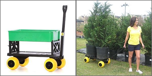 garden wagon or cart