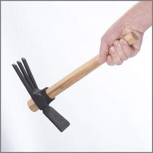 hand cultivator fork