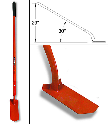 Buy HISCO HIST4-4 trenching shovel