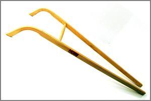Hoss curved steam-bent handles
