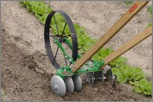 Hoss disc harrow