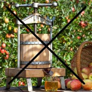 cider press is not required