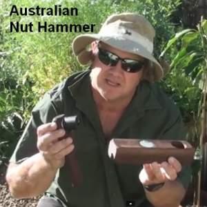 hammer style nutcracker