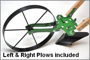 plow set included with Loaded package