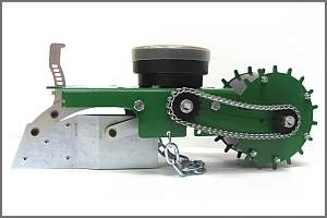 Hoss planter seeder attachment only