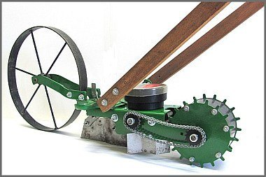 Hoss seeder planter