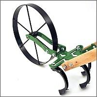 Hoss standard wheel cultivator