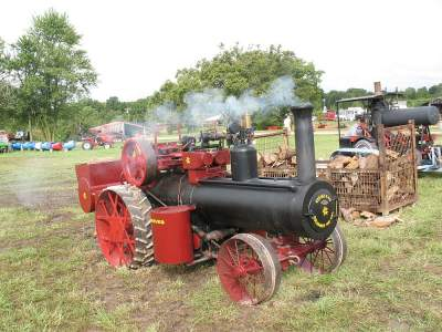 Missouri Steam Engine Show