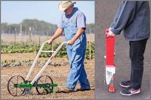 example of what a garden seeder is