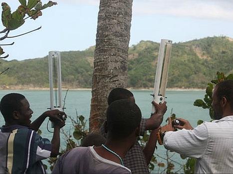 micro wind generators in Haiti