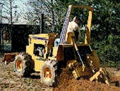 Trenching Guide | hand tools, shovels, + power trenchers