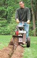 Guide to Trenching and Trenchers | tools, shovels, and ...