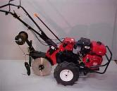 Wire trencher kit for Honda tiller